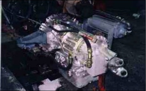 Bus Engine Transmissions Drive Lines